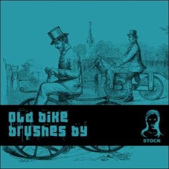 old-bike-brushes