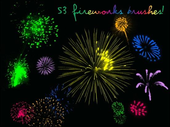 53-fireworks-brushes