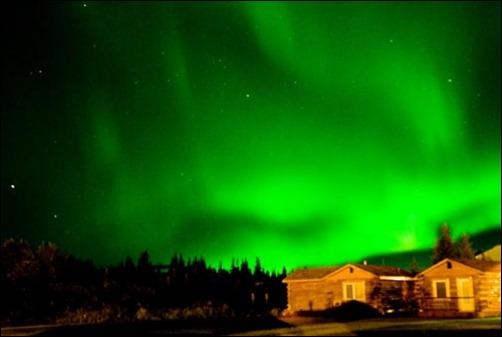 Aurora-borealis-Fairbanks