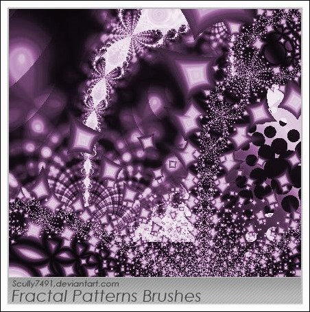 Fractal-Patterns-brushes
