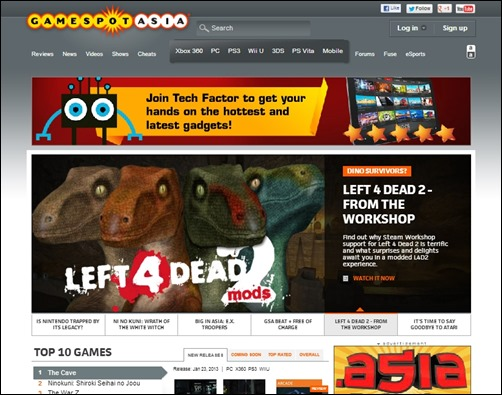 Game-Spot-gaming-websites