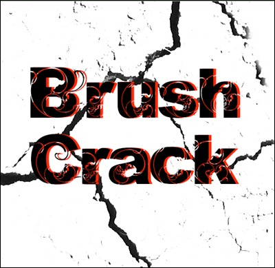 brush-crack