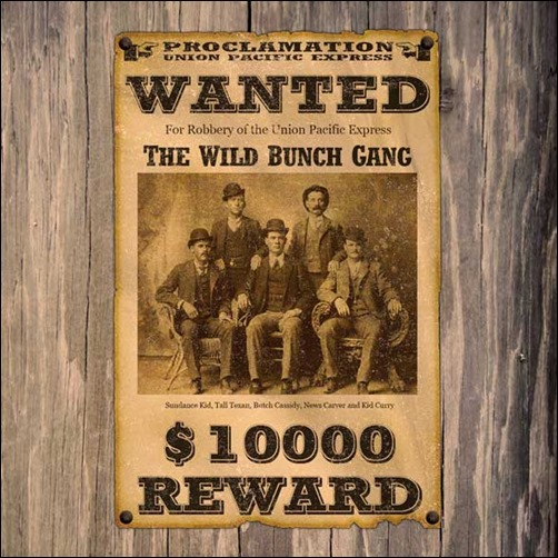 Create a Wild West 'Wanted' Poster in Photoshop