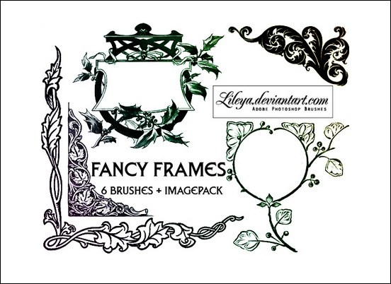 fancy-frames