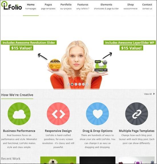 liofolio-responsive-theme