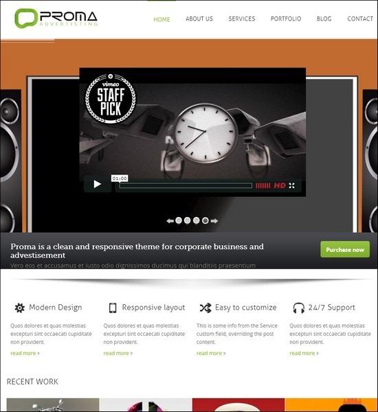 proma-responsive-theme