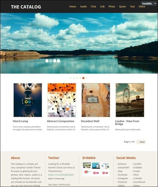 the-catalog-tumblr-theme