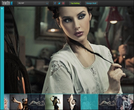 HQ Photography is a powerful and good looking Responsive WP Video Theme