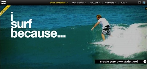 35+ Examples of Full Screen Video Website Designs