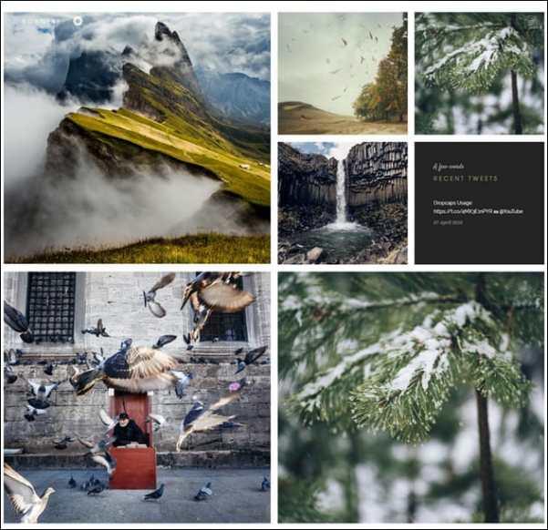 Ronneby – High-Performance WordPress Theme For Photographers
