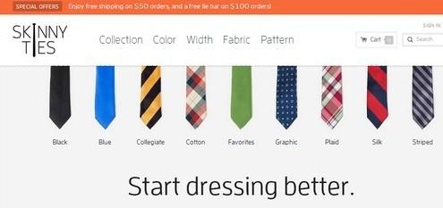 20+ Amazing Responsive E-Commerce Websites Examples