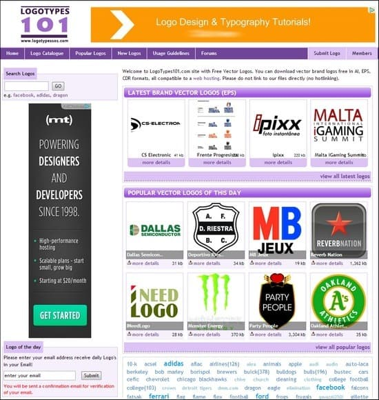 Logo-Types-101