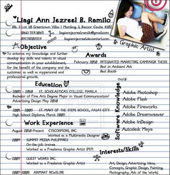 My-Creative-Resume