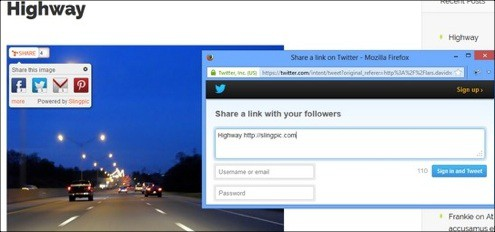 Slingpic Free WordPress Plugin – How to Share Images on Social Networks