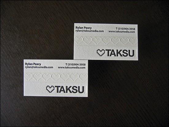 TaksuMediaBusinessCards