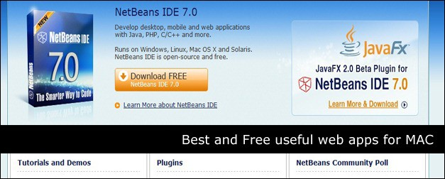 40 Best and free useful Mac applications for Web Designers