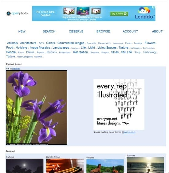 30+ Excellent Free Stock Photo Websites for Designers