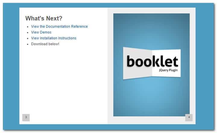 Booklet Flipbook