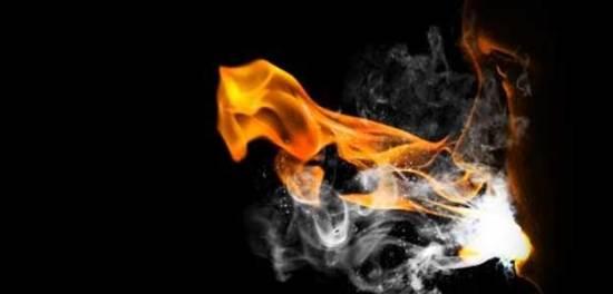 Create A Fiery Face Explosion