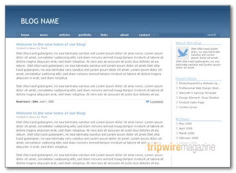 web-20-style-blog