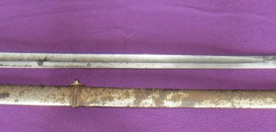 P-1827 British infantry 60th rifle officer's sabre (VR) (Item T-2016-002)