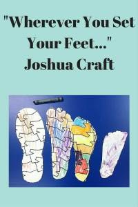 -Wherever You Set Your Feet...-Joshua Craft