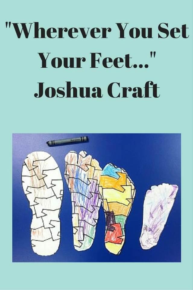 -Wherever You Set Your Feet...-Joshua Craft
