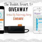 The Beddit Smart 2.0 Sleep Monitor #Giveaway 8/1- 8/15 ENDED