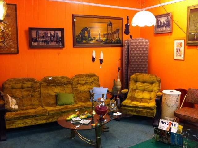 One vendor's room