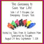 The #Giveaway to Save Your Life – Ends Sept. 07 ENDED