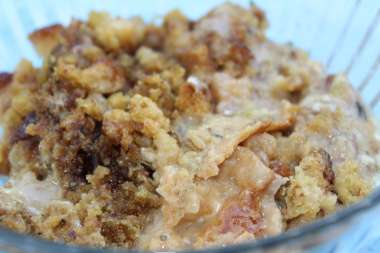 chicken and stuffing