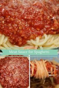 meat sauce pin
