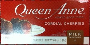Queen Anne Cordial Cherries