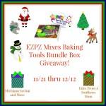 EZPZ Mixes Baking Tools Bundle Box #Giveaway #GTG2015 Ends Dec. 12 ENDED