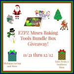 EZPZ Mixes Baking Tools Bundle Box #Giveaway #GTG2015 Ends Dec. 12 ENDED