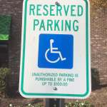 Handicapped Parking?  Don't Judge Too Quickly