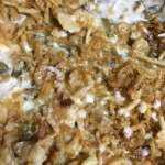 Chicken & Green Bean Casserole in the #SlowCooker #Crockpot #Recipe