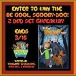 Be Cool, Scooby-Doo! DVD #Giveaway Ends March 15 -ENDED-