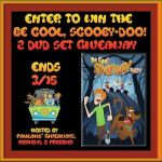 Be Cool, Scooby-Doo! DVD #Giveaway Ends March 15