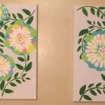 Using Stencil Designs for Original Artwork for Your Home