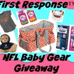 First Response NFL Baby Gear #Giveaway Ends April 11
