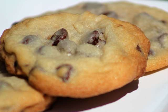 Coconut & Chocolate Chip Cookies
