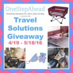 One Step Ahead Travel Solutions #Giveaway Ends May 18
