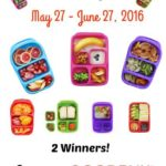Lunchtime Fun with Goodbyn Giveaway @Goodbyn @IMHO_my_blog Ends June 27