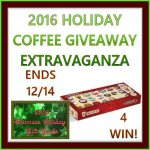 Extravaganza TRC Premium Coffee Gift Set #Giveaway Ends Dec. 14