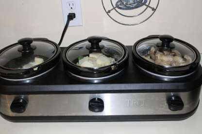 My Favorite Slow Cookers