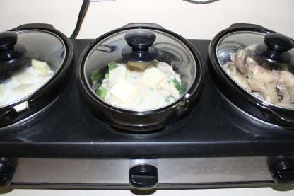 Tru Triple Buffet Server is one of my favorite slow cookers.