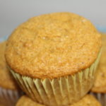 2-Ingredient Apple Banana Muffins #Recipe