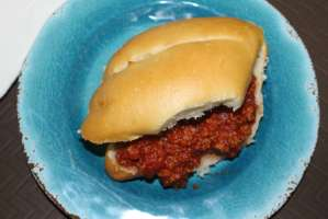 Have you tried these sloppy joes yet?