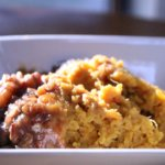 Sweet Potato Casserole:  A Slow Cooker Recipe